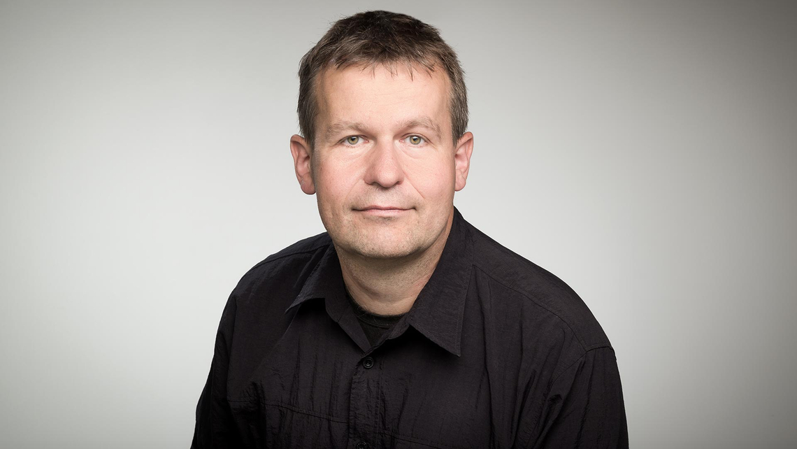 Michael Albers, IT der Osnabrücker Parkstätten-Betriebsgesellschaft