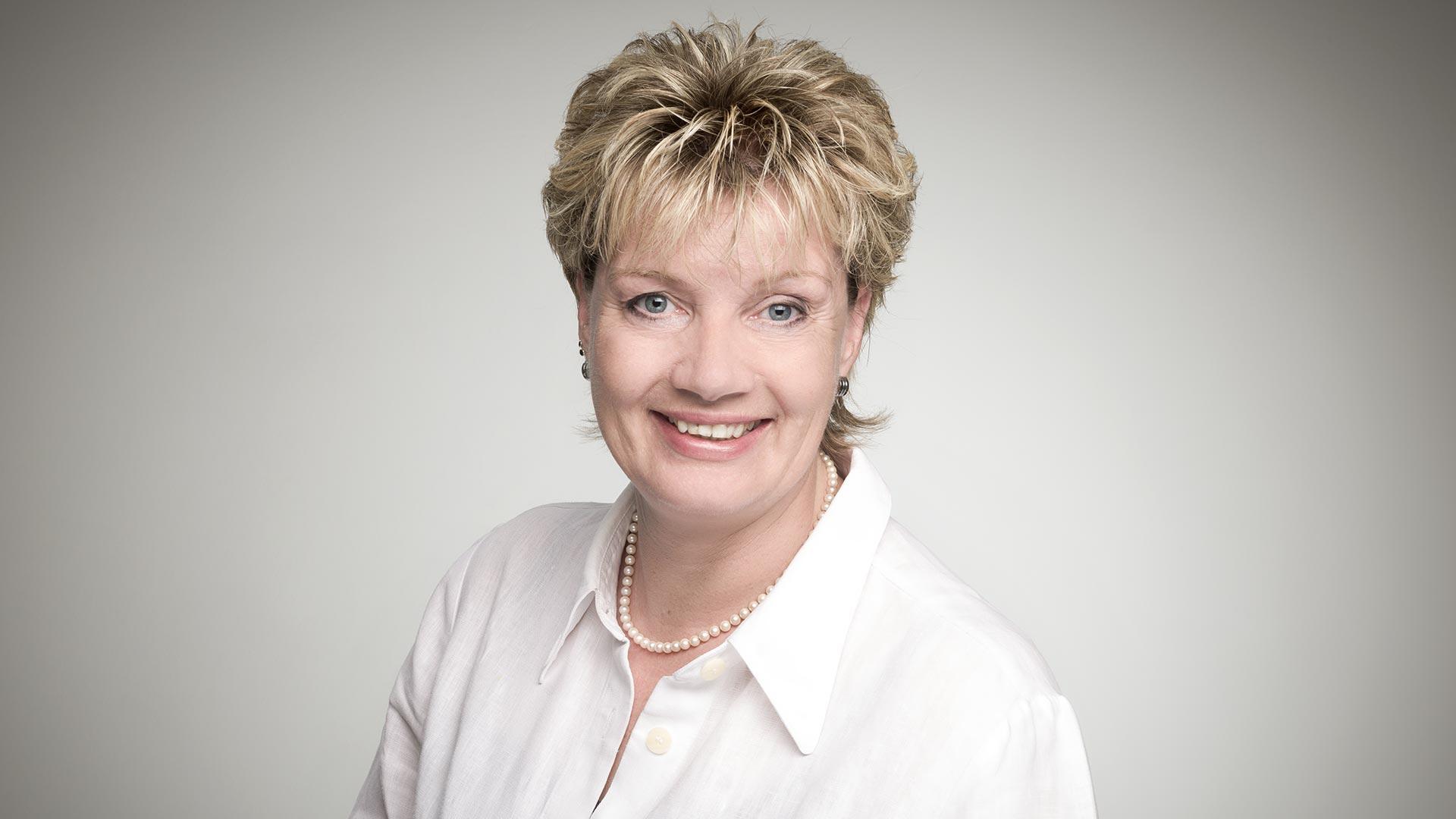 Monika Ernst, Assistenz der Geschäftsführung der Osnabrücker Parkstätten-Betriebsgesellschaft