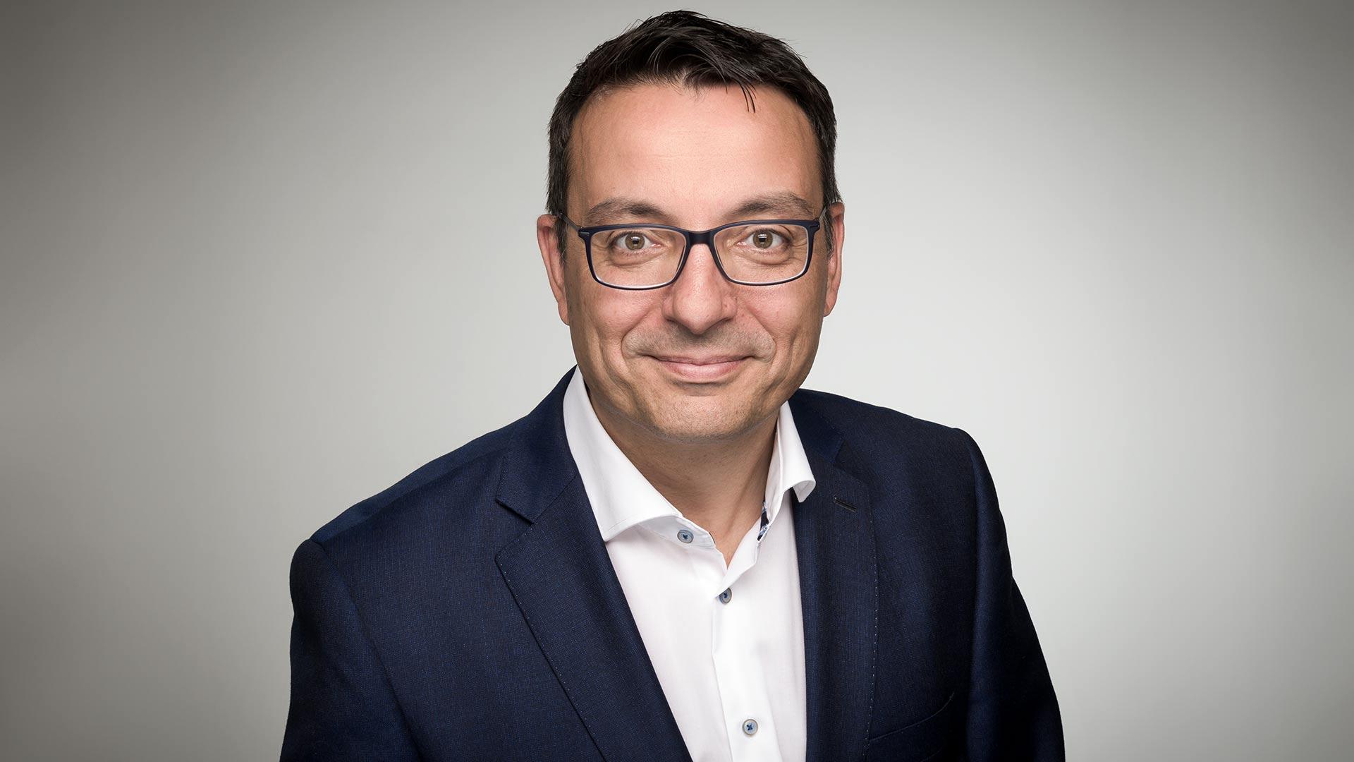 Wigand Maethner, Geschäftsführer der Osnabrücker Parkstätten-Betriebsgesellschaft